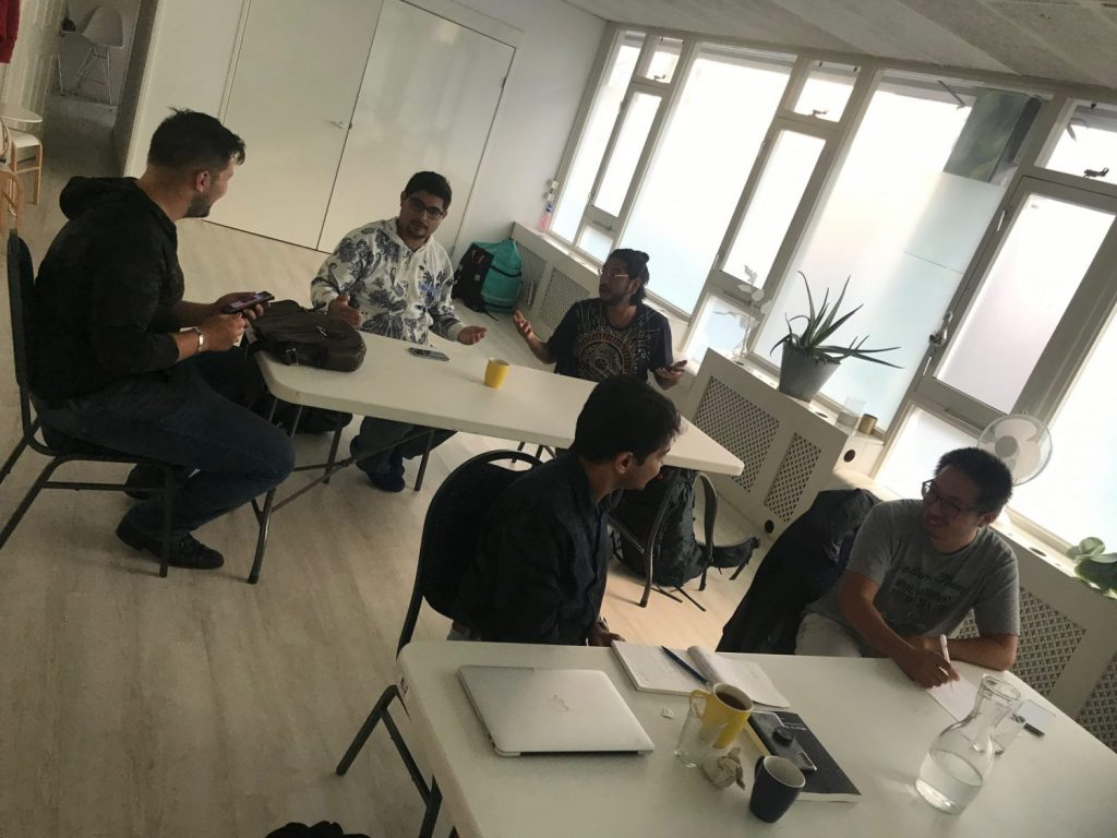 Workshops for PhDs by Welcome Solutions: group task
