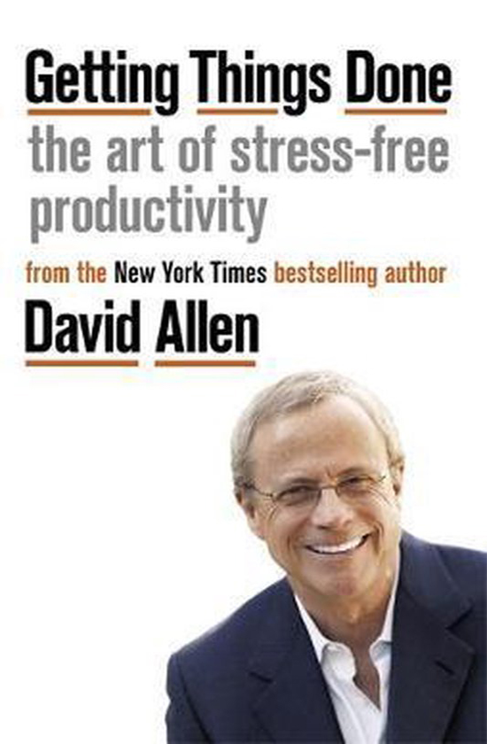 Books on career development: David Allen, Getting Things Done